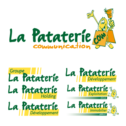 La Pataterie Communication